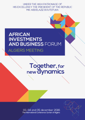 African Investments and business forum